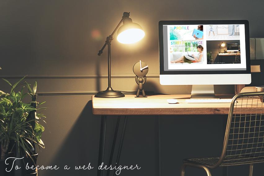 webデザインスクールはスタート地点に立つまでの準備体操